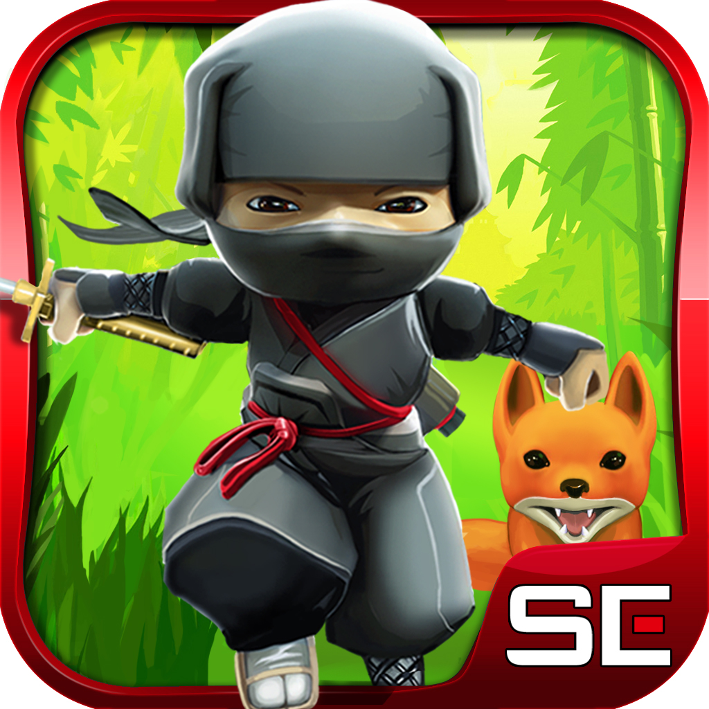 Mini Ninjas by SQUARE ENIX icon